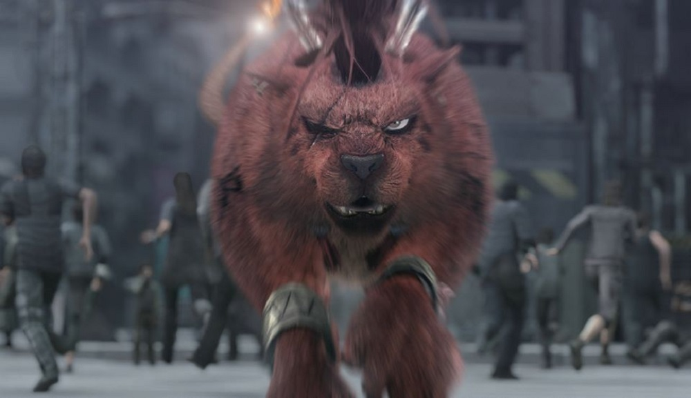 Final Fantasy VII Remake will feature a new section for Red XIII screenshot