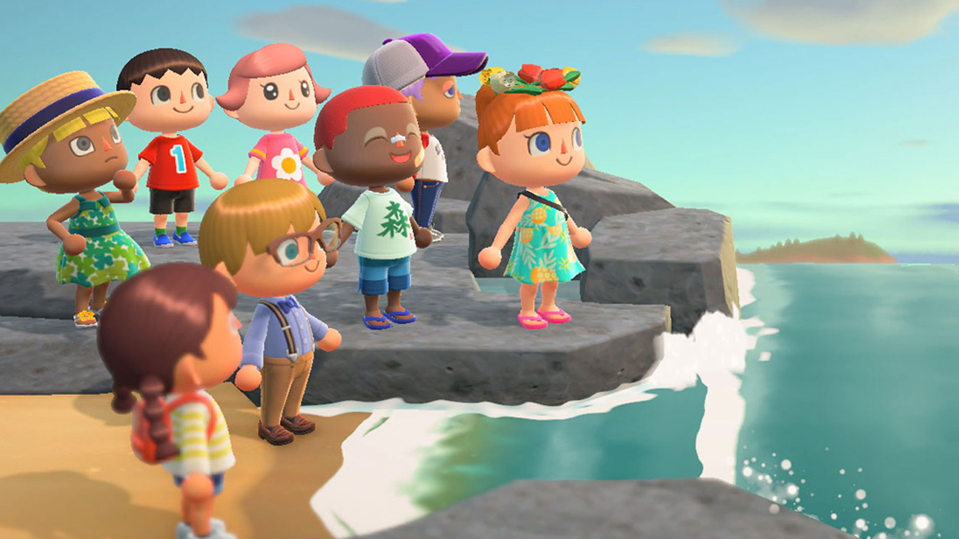 Like the Smash Ultimate team, Animal Crossing: New Horizons could see content delays screenshot