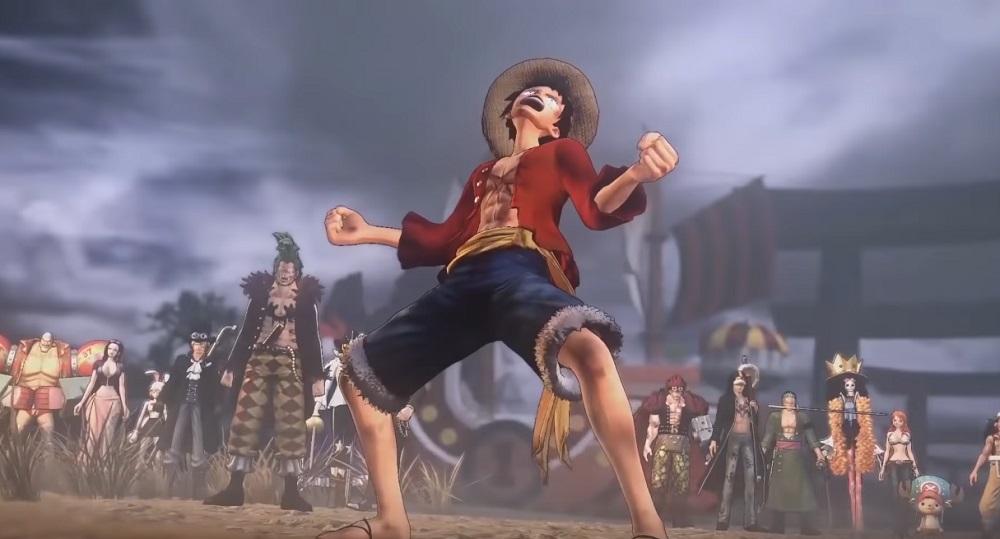 One Piece: Pirate Warriors 4 launch trailer is glorious chaos screenshot
