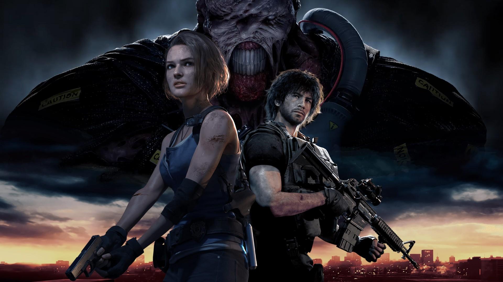 Review: Resident Evil 3 (2020) screenshot