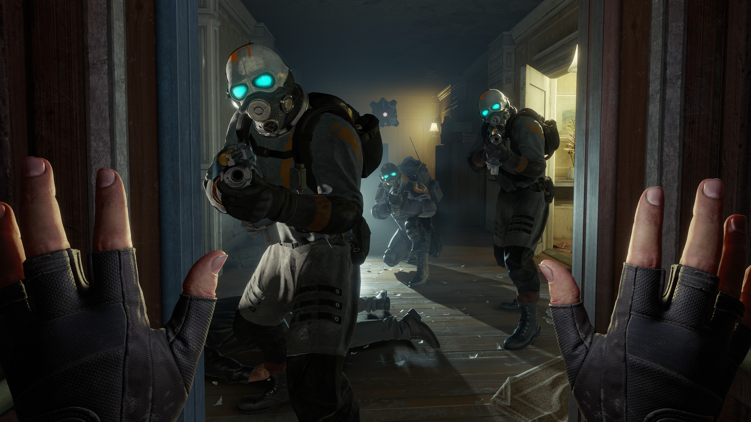 Valve knows someone's already working to remove VR from Half-Life: Alyx screenshot