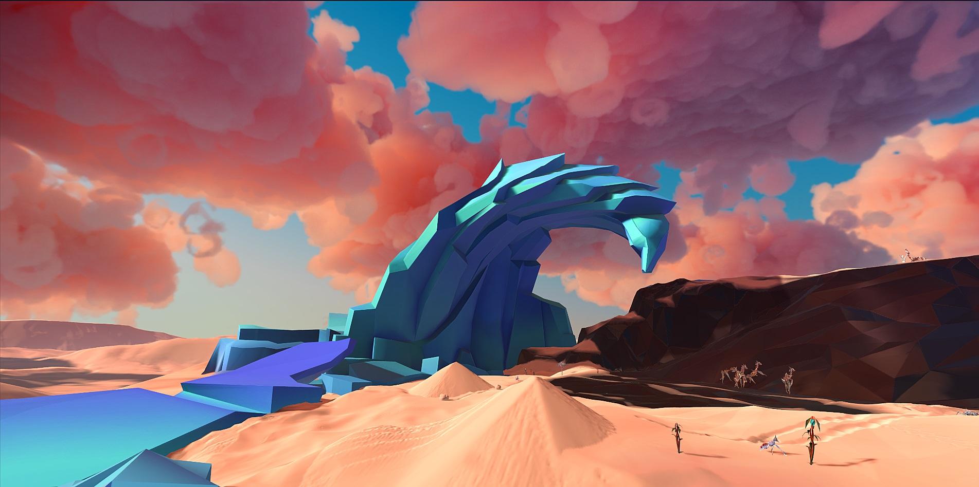 Cuộc thi: Hãy dành cho PSVR của bạn một số tình yêu với một bản sao của Paper Beast 2