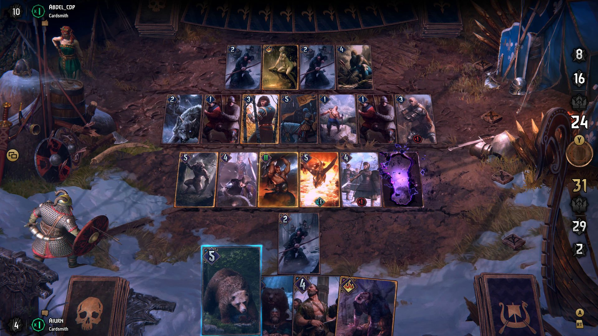 Gwent is finally available on Android devices screenshot