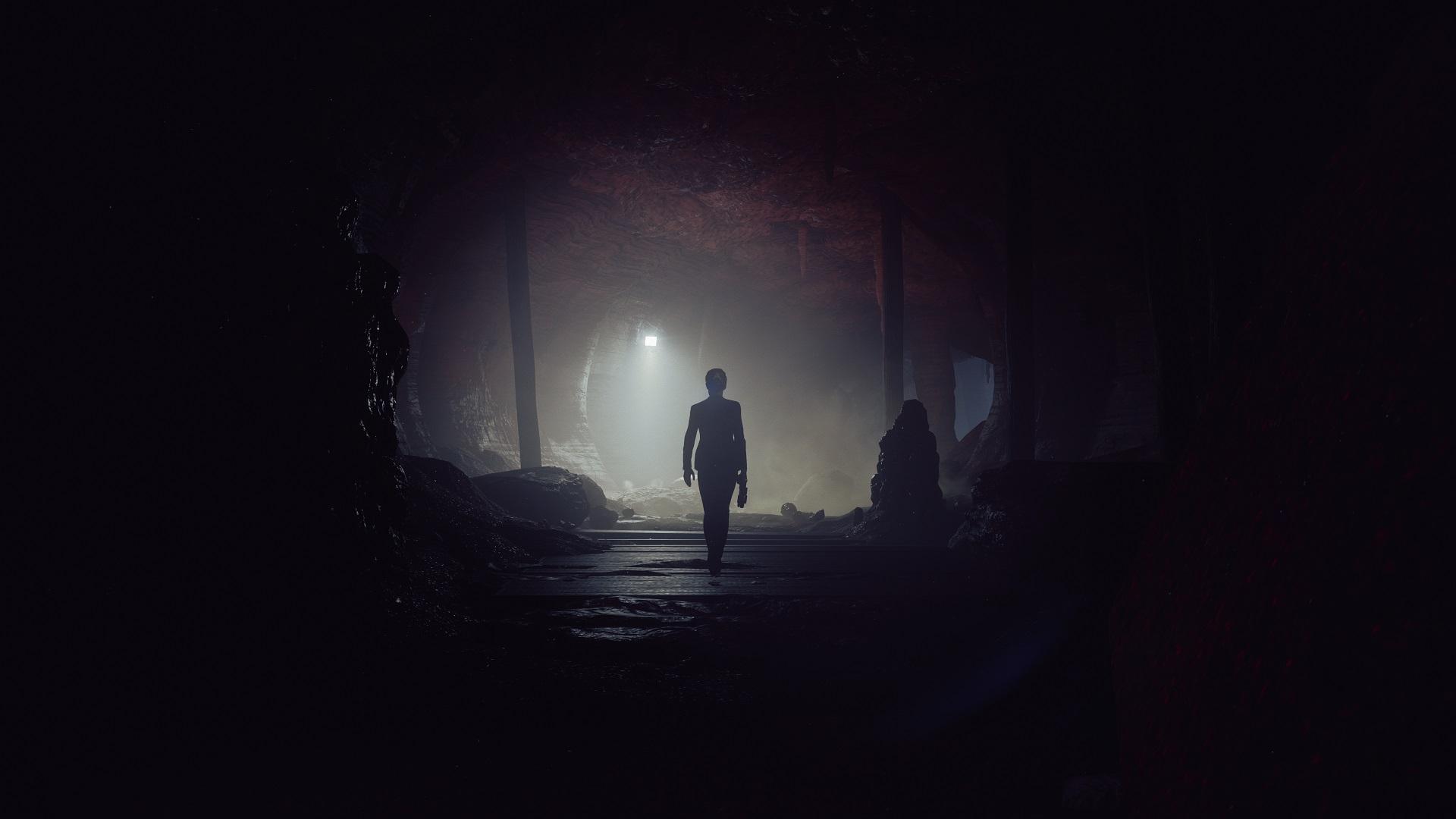 Review: Control: The Foundation screenshot