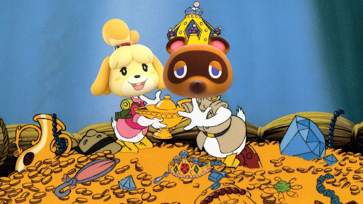 Animal Crossing: New Horizons smashes sales records screenshot