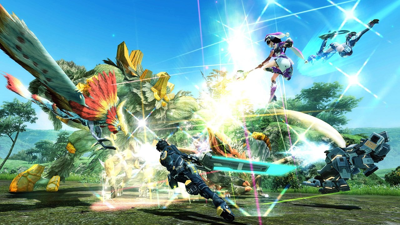 As Phantasy Star Online 2 is hitting Xbox, Sega is sunsetting the Vita version screenshot