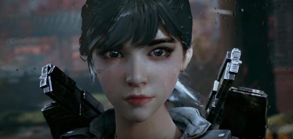 Bright Memory: Infinite trailer has wicked Battle Angel Alita vibes screenshot