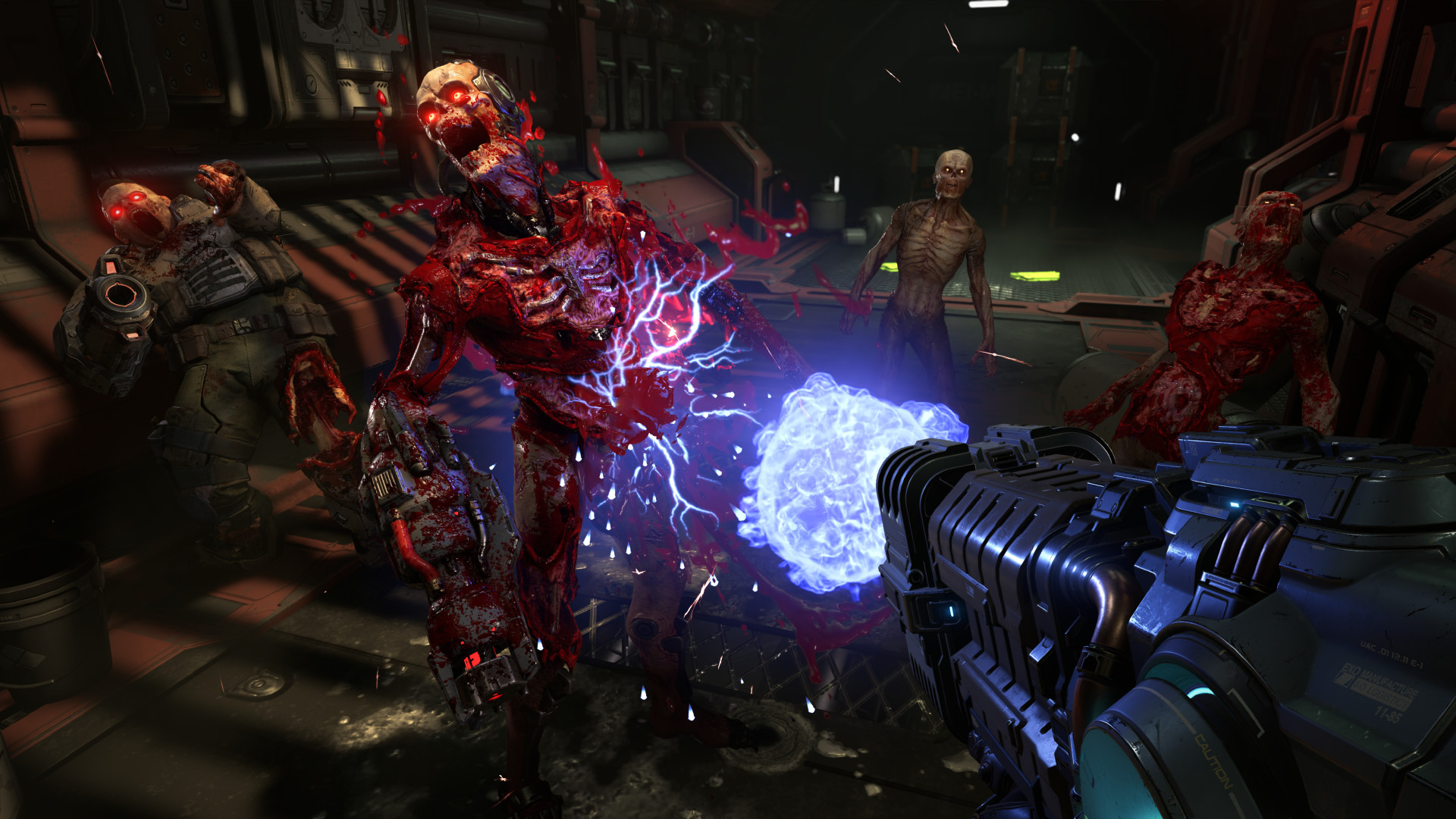 A whole lot of you are playing Doom Eternal screenshot