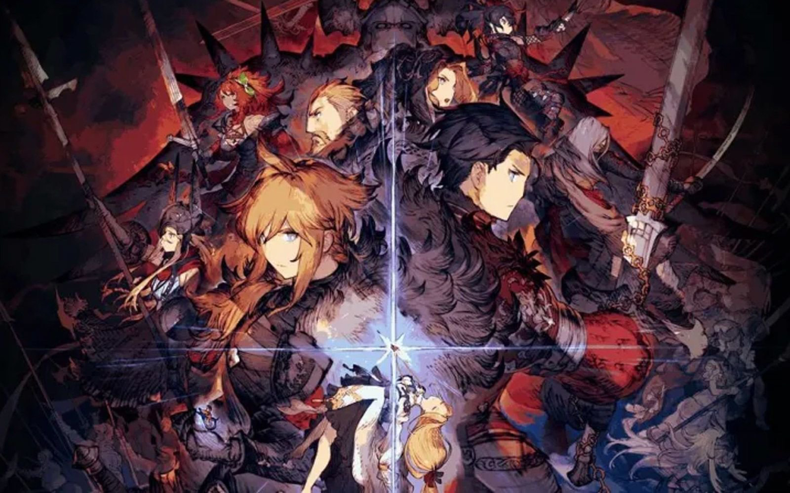 Mobile Monday: War of the Visions: Final Fantasy Brave Exvius screenshot