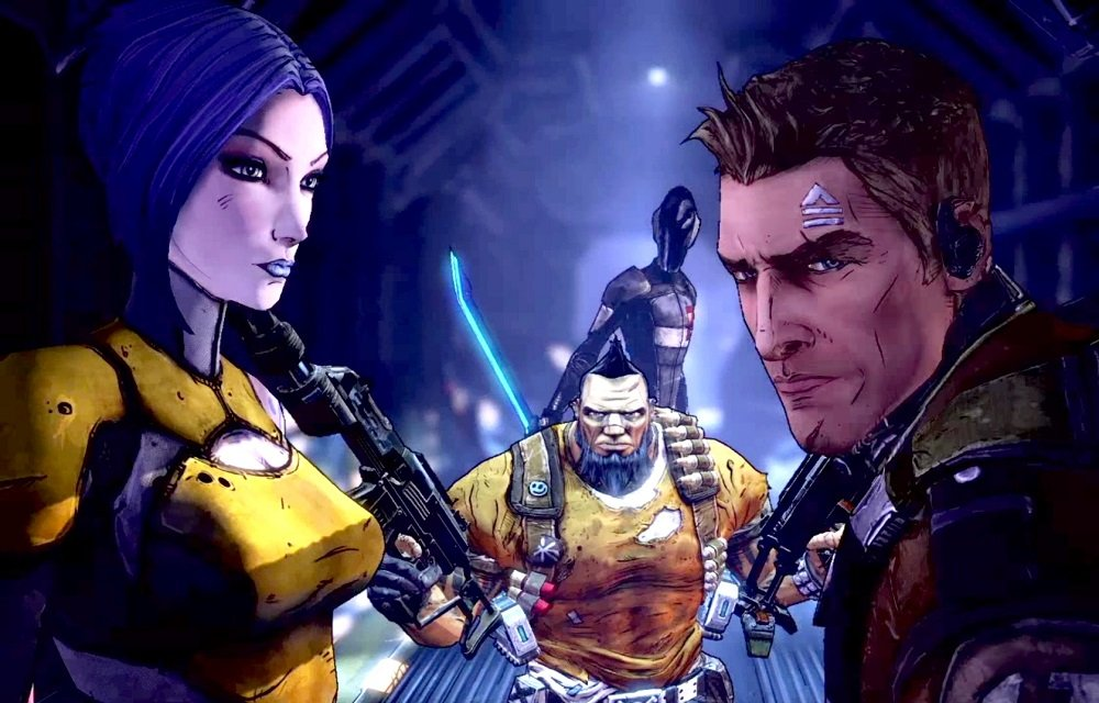 Borderlands Collection and other 2K classics coming to Switch in May screenshot