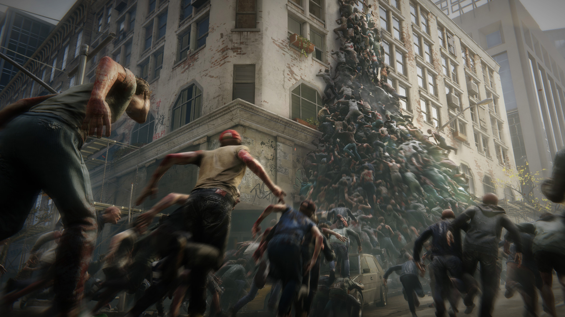You can nab World War Z for free from the Epic Games Store screenshot