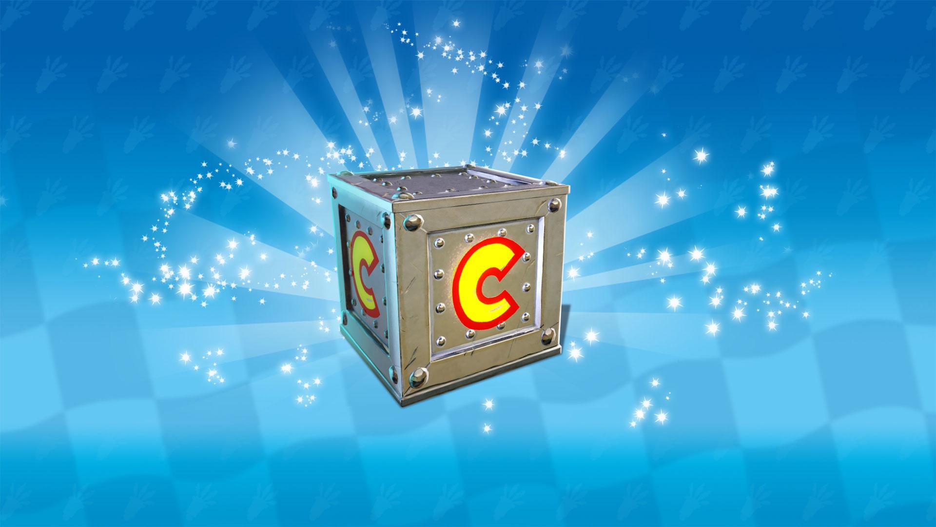 Crash Team Racing có một nhân vật lồng có thể mở khóa 1