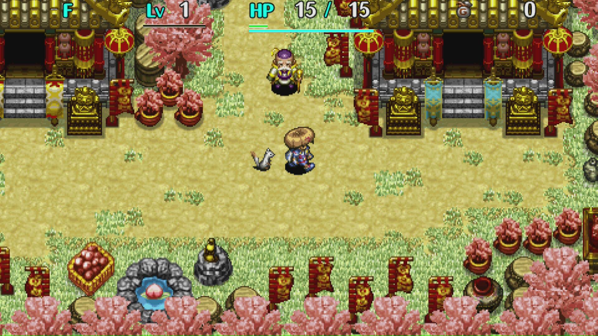 Shiren the Wanderer 5+ is wandering its way to Switch screenshot