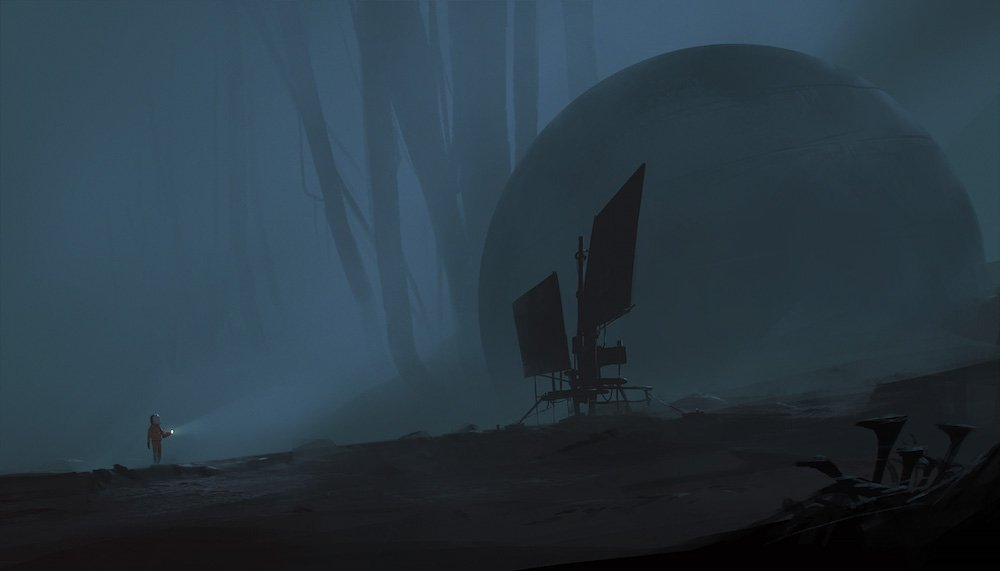 Playdead's third game got a new teaser clip screenshot