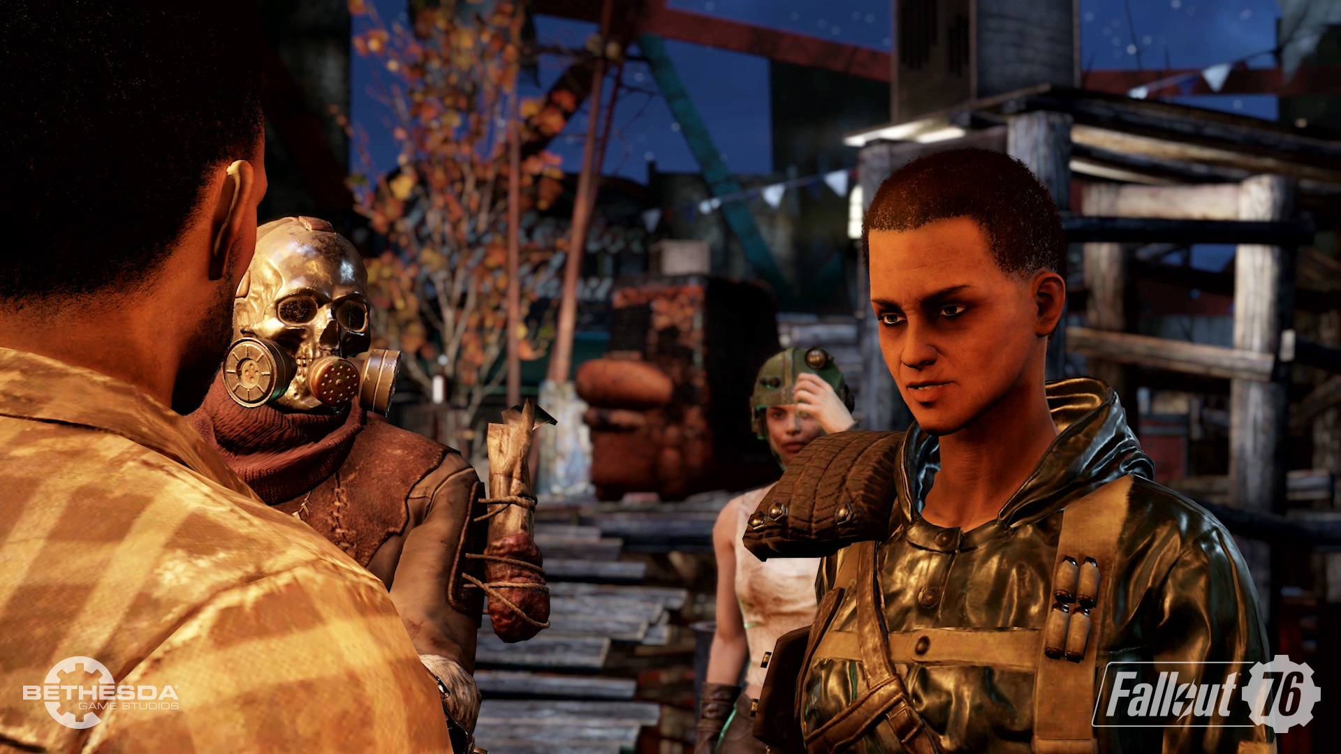 Fallout 76's NPCs stay quarantined for an extra week screenshot