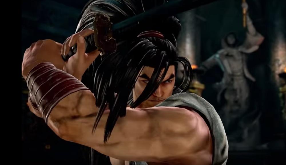 Soulcalibur VI welcomes Samurai Shodown's Haohmaru as DLC on March 31 screenshot