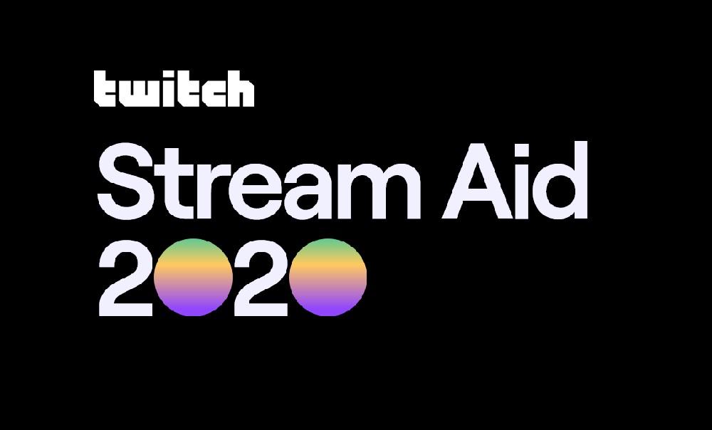 Twitch announces 'Stream Aid' event to benefit coronavirus relief fund screenshot