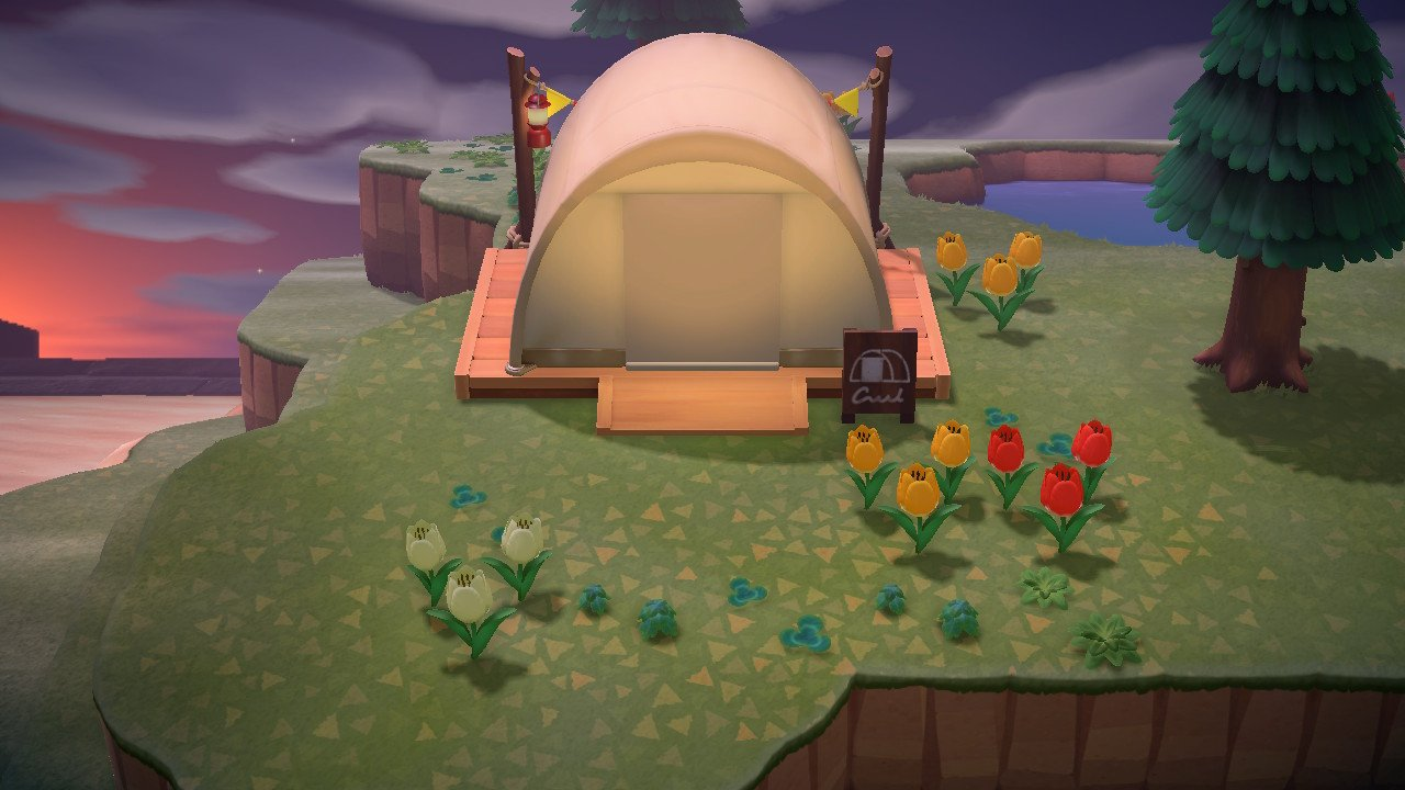 Let's show off our Animal Crossing islands here screenshot