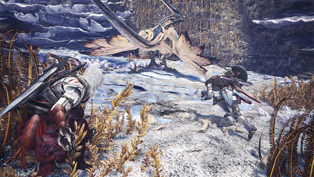 Tìm kiếm cho sự kiện Creed Assassin mới trong Iceborne bắt đầu vào ngày 10 tháng 4 1