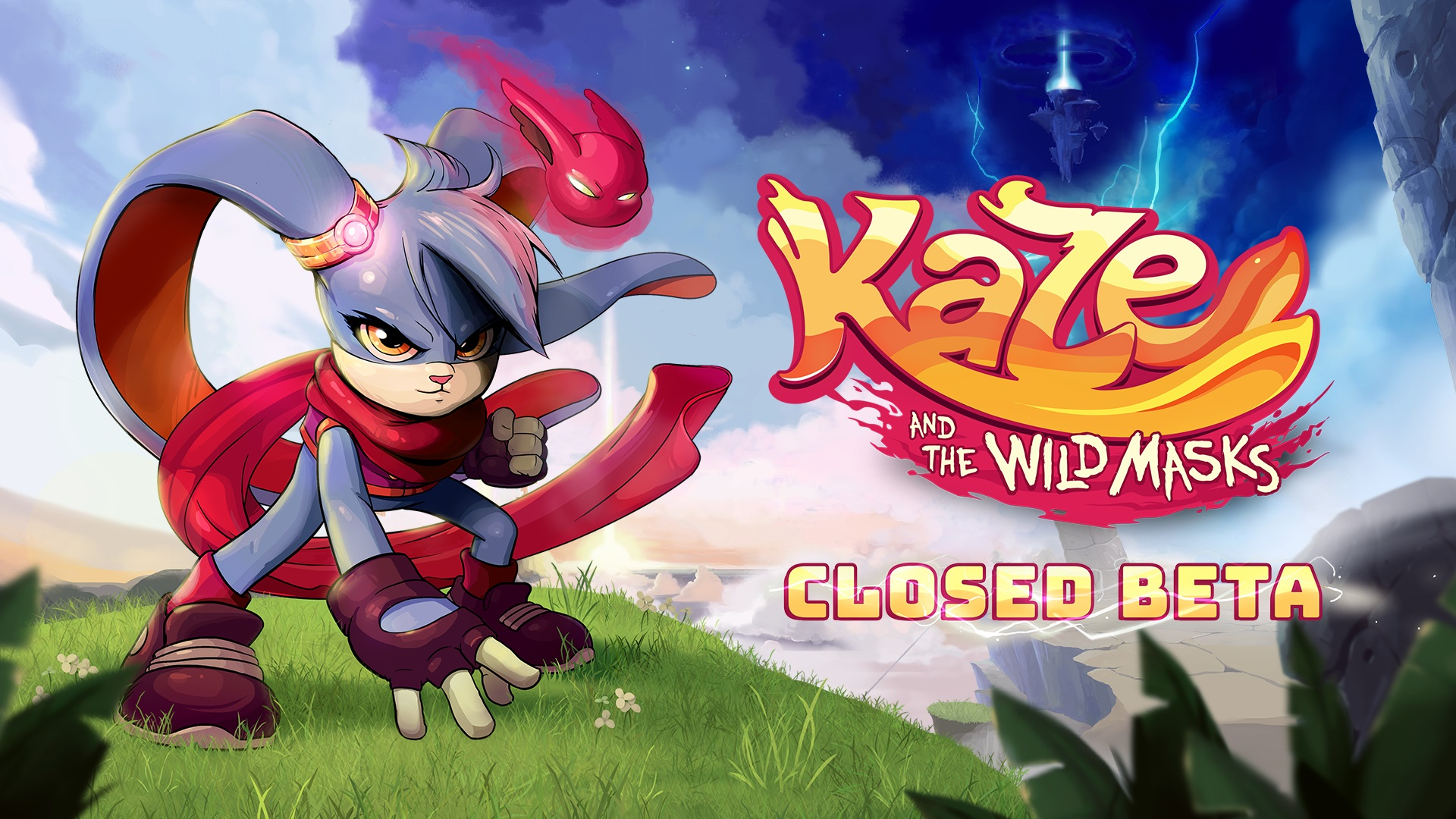 Giveaway: Take a closed beta key for retro platformer Kaze and the Wild Masks screenshot