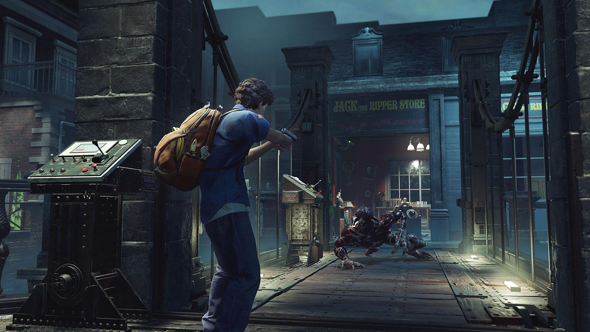 Resident Evil Resistance has fun ideas, but it's a bit of a mess screenshot