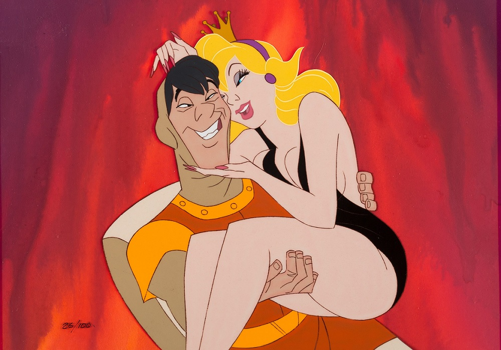 Dragon's Lair movie in the works at Netflix, Ryan Reynolds slated to star screenshot