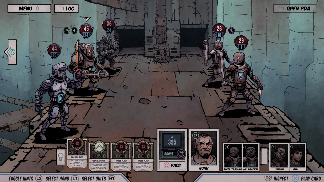 Contest: Win a copy of turn-based RPG Deep Sky Derelicts for PS4 or Xbox One screenshot