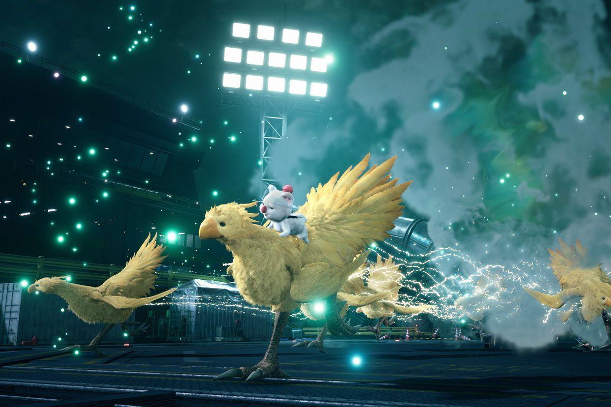 Final Fantasy VII Remake: Where to find the major summon materia screenshot