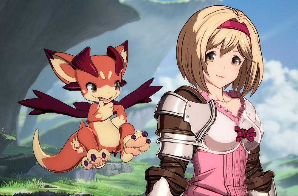 Djeeta joins Granblue Fantasy: Versus as DLC on April 7 screenshot