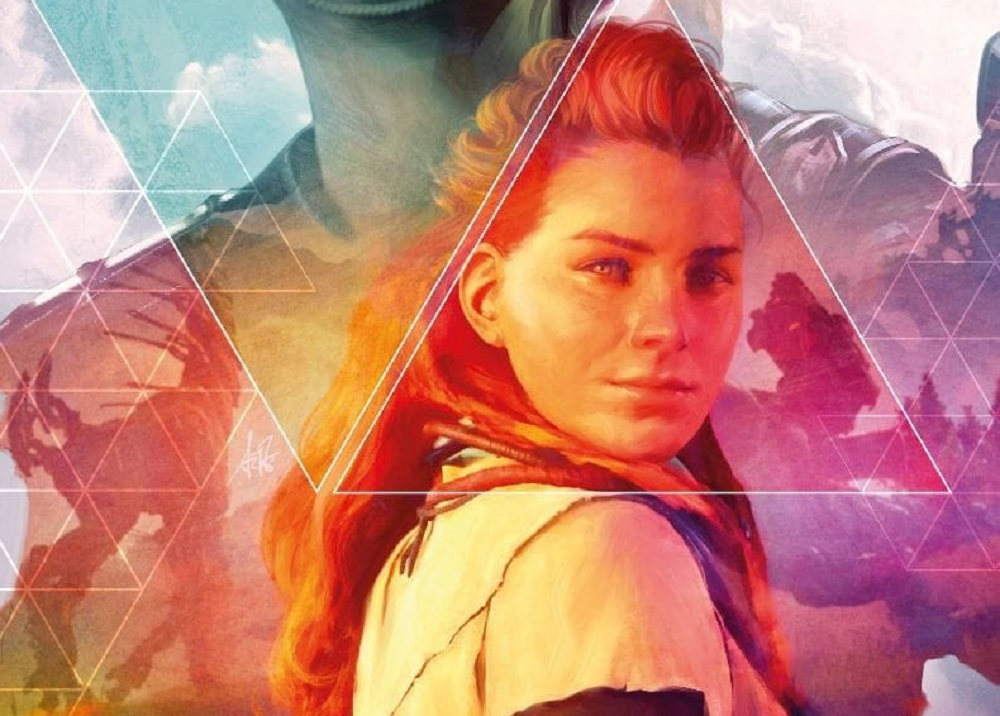 Horizon Zero Dawn comic book series coming this summer screenshot