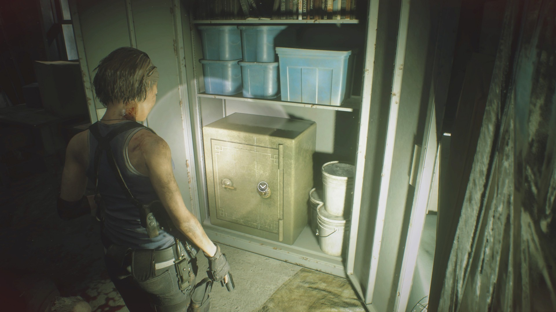 Resident Evil 3 guide: How to open the first Raccoon City safe