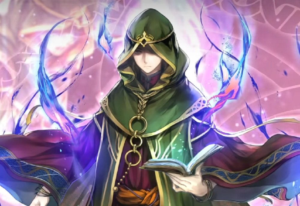 Fire Emblem Heroes gets spooky with Mythic Hero Bramimond screenshot