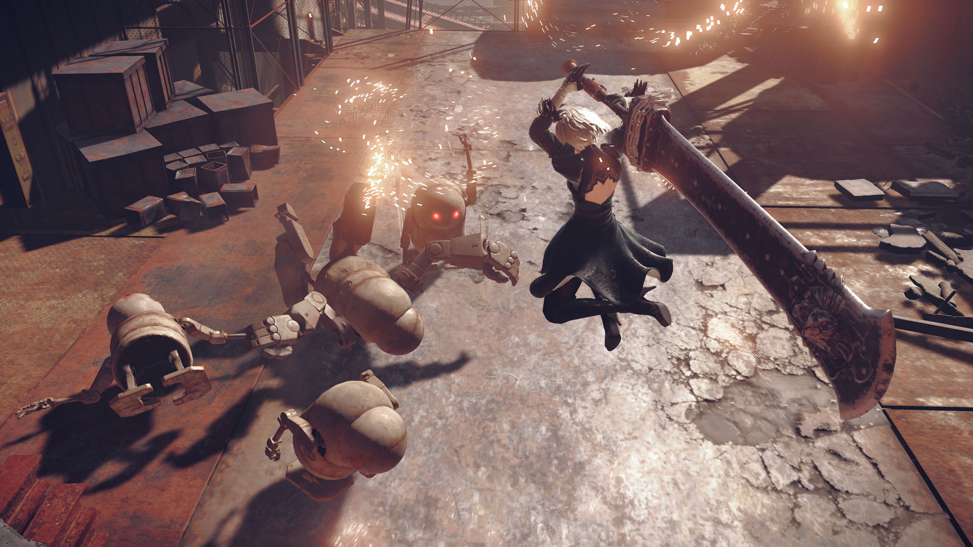Nier: Automata is the latest excellent Xbox Game Pass addition screenshot
