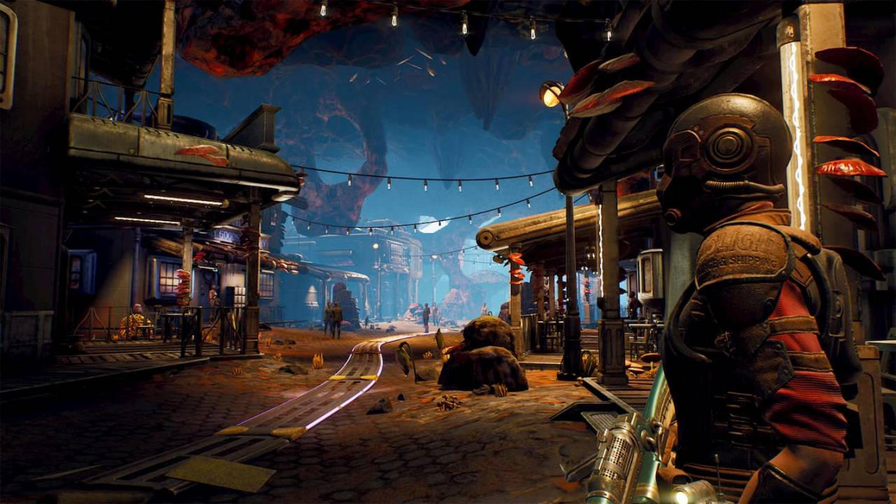 After a coronavirus delay, The Outer Worlds Switch is now set for a June 5 release screenshot