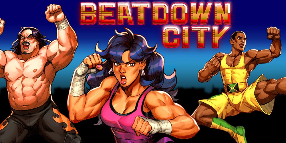 In Treachery in Beatdown City, pacifism is not a privilege you can afford screenshot