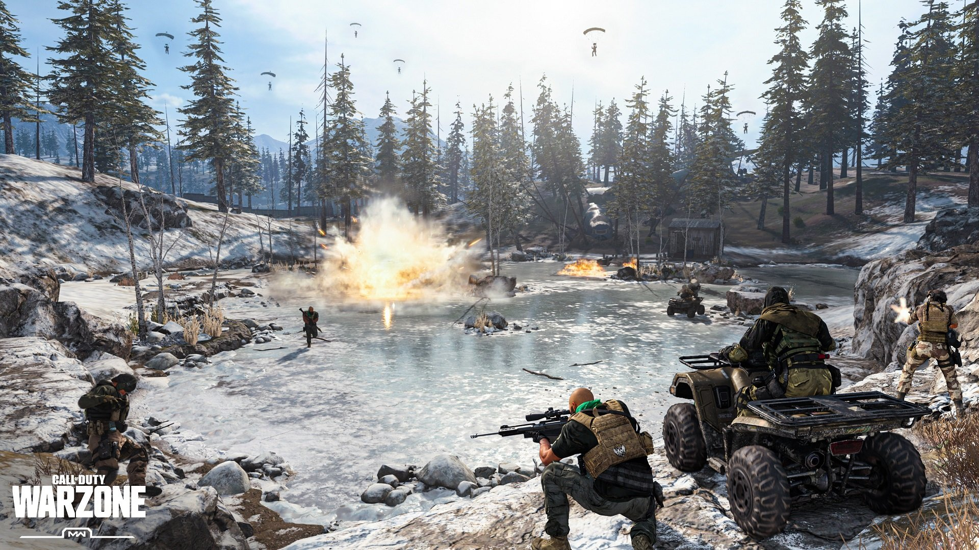 50,000 cheaters have bit the banhammer in Call of Duty: Warzone screenshot