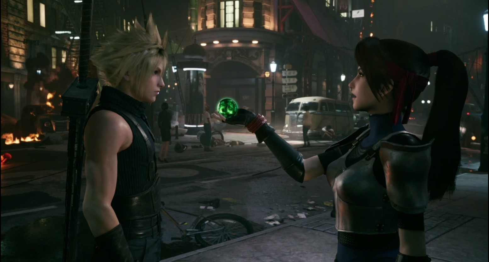 Final Fantasy VII Remake: How to level up materia quickly screenshot
