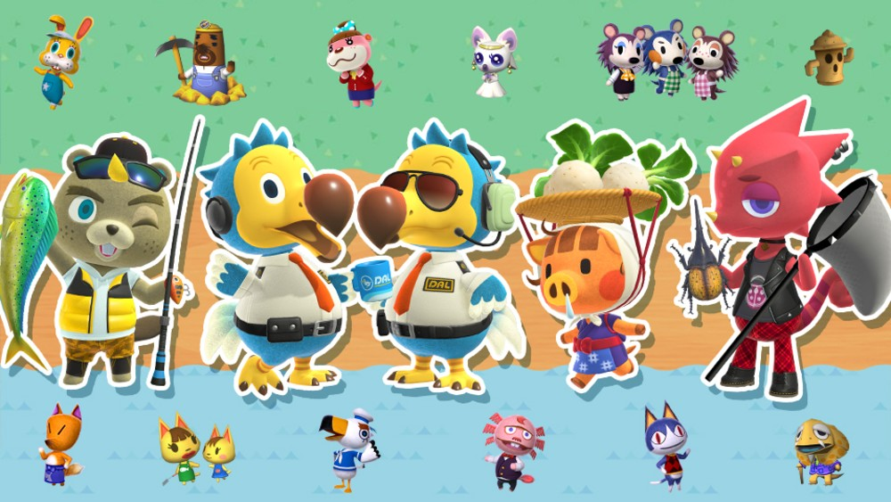 The recent Animal Crossing craze is invading Smash Ultimate this week screenshot