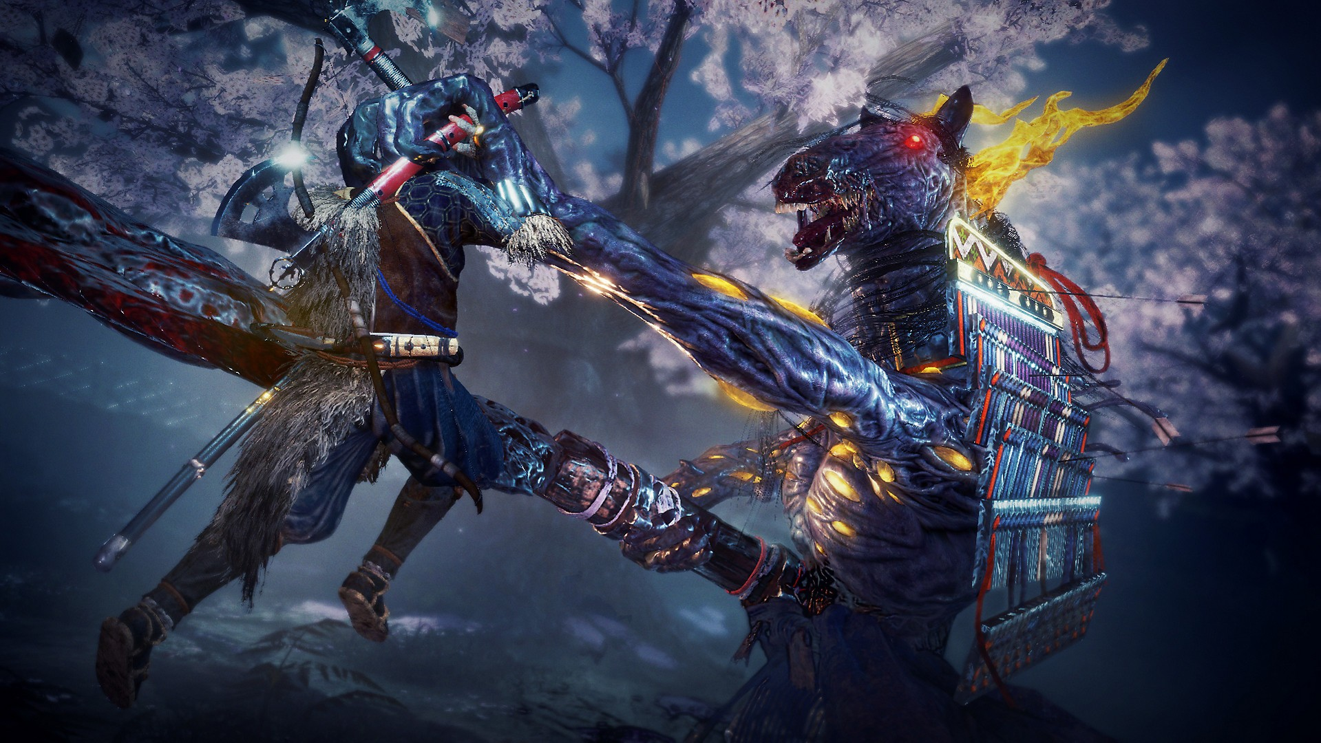 Nioh 2 is nerfing a few stages and enemies again as select players continue to struggle screenshot
