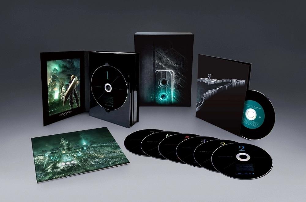 Final Fantasy VII Remake reveals sleek 'Buster Sword' soundtrack set screenshot
