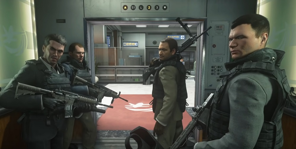 Modern Warfare 2 Campaign Remastered not for sale on Russian PlayStation Store screenshot