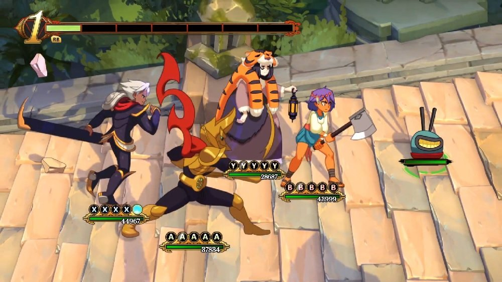 Indivisible update brings New Game Plus and Couch Co-Op modes screenshot