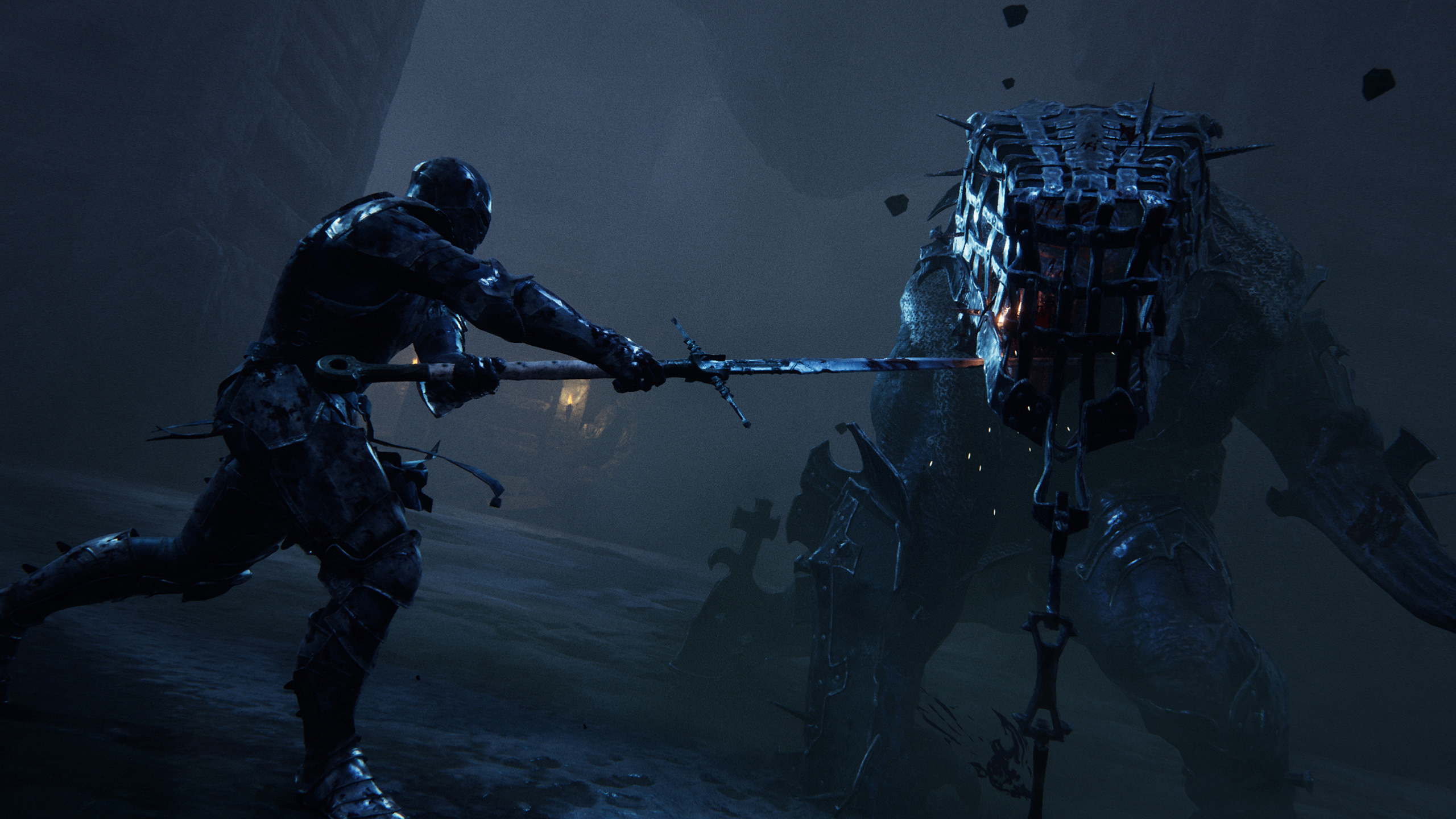Mortal Shell is going straight on my action-RPG radar screenshot
