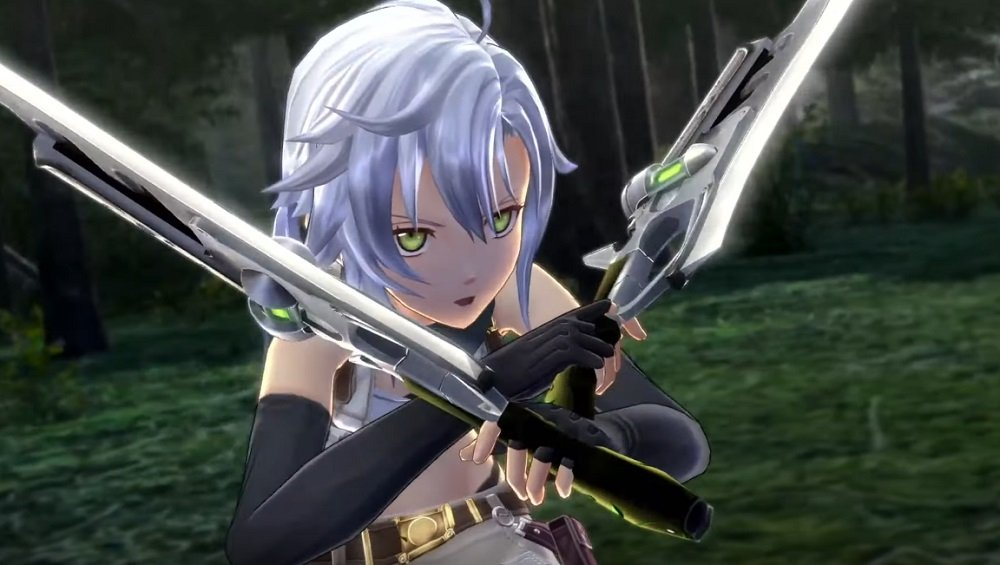 Trails of Cold Steel IV headed west on PS4 later this year screenshot