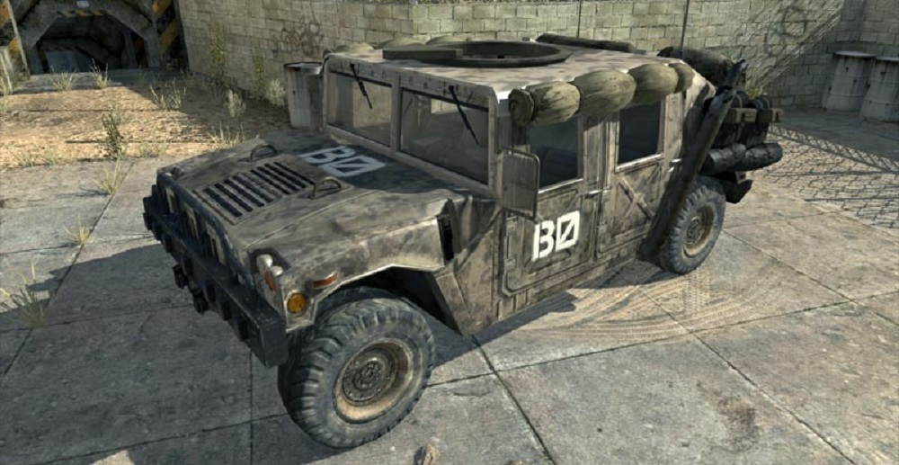 Judge rules in favour of Activision in Call of Duty Humvee lawsuit