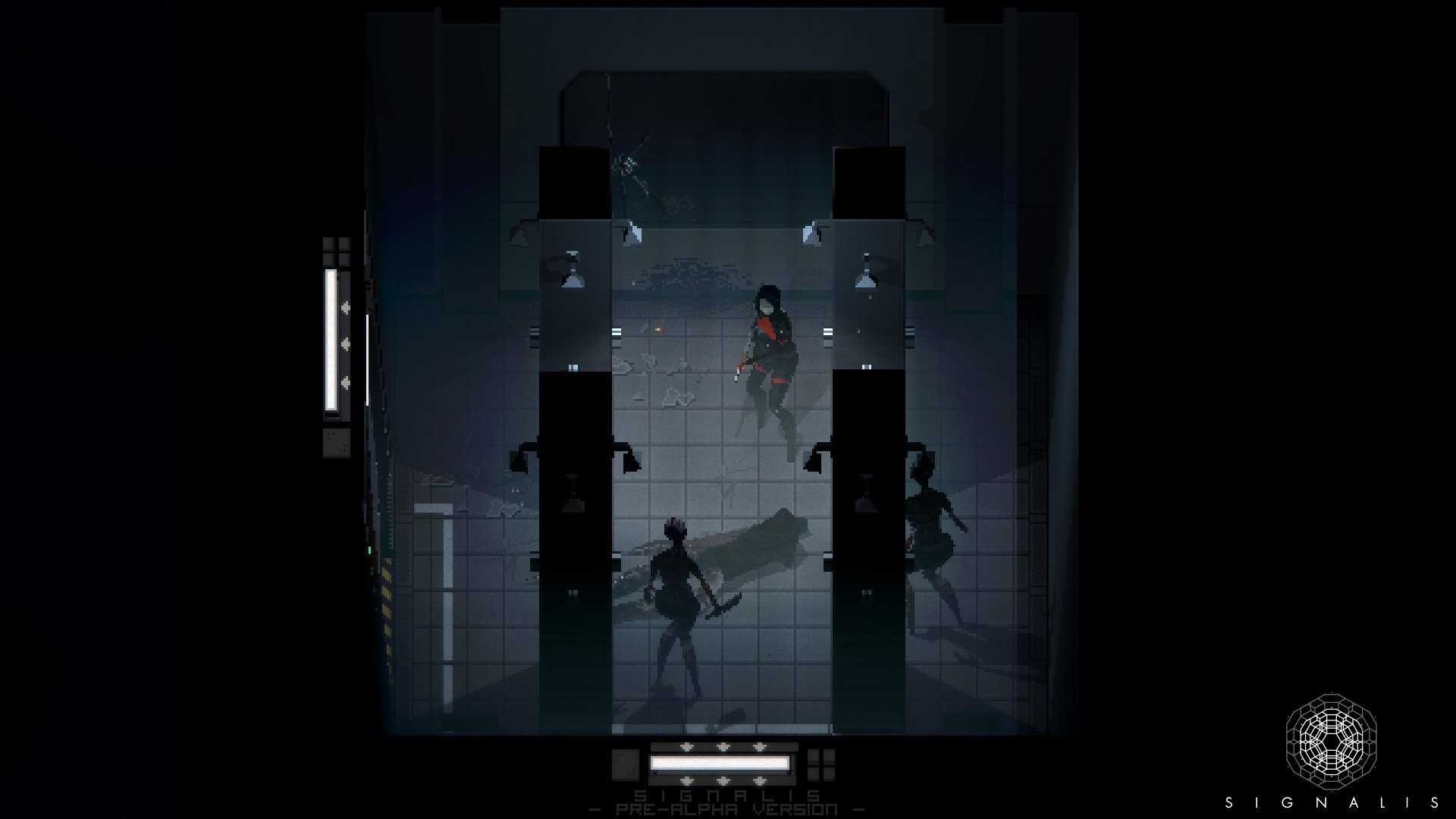 Signalis is a sci-fi survival horror game worth following screenshot