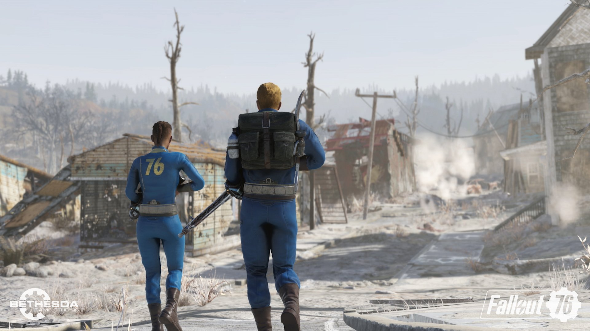 Fallout 76 is free on Steam for those who own the PC version, but you have to claim it quickly screenshot