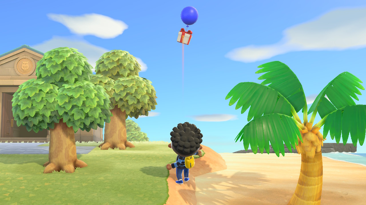 This swift Animal Crossing: New Horizons patch addresses the dreaded balloon bug screenshot