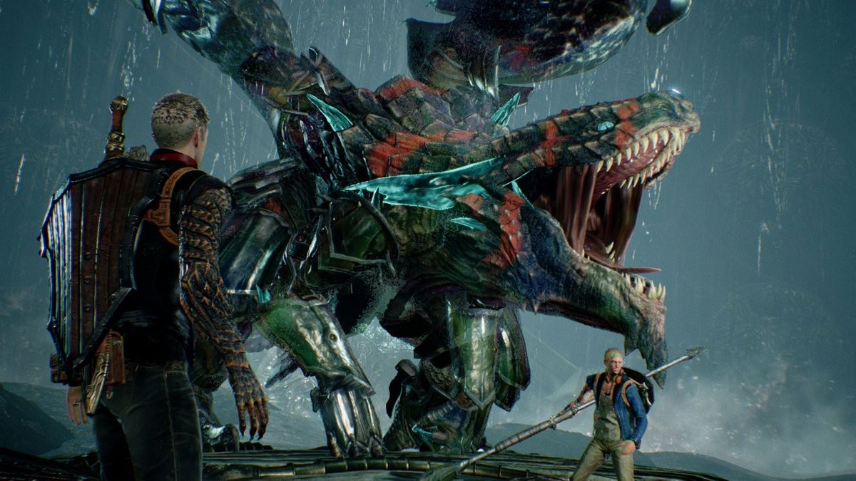 Xbox boss squashes rumors of Scalebound coming back: 'It's something we've all moved past' screenshot