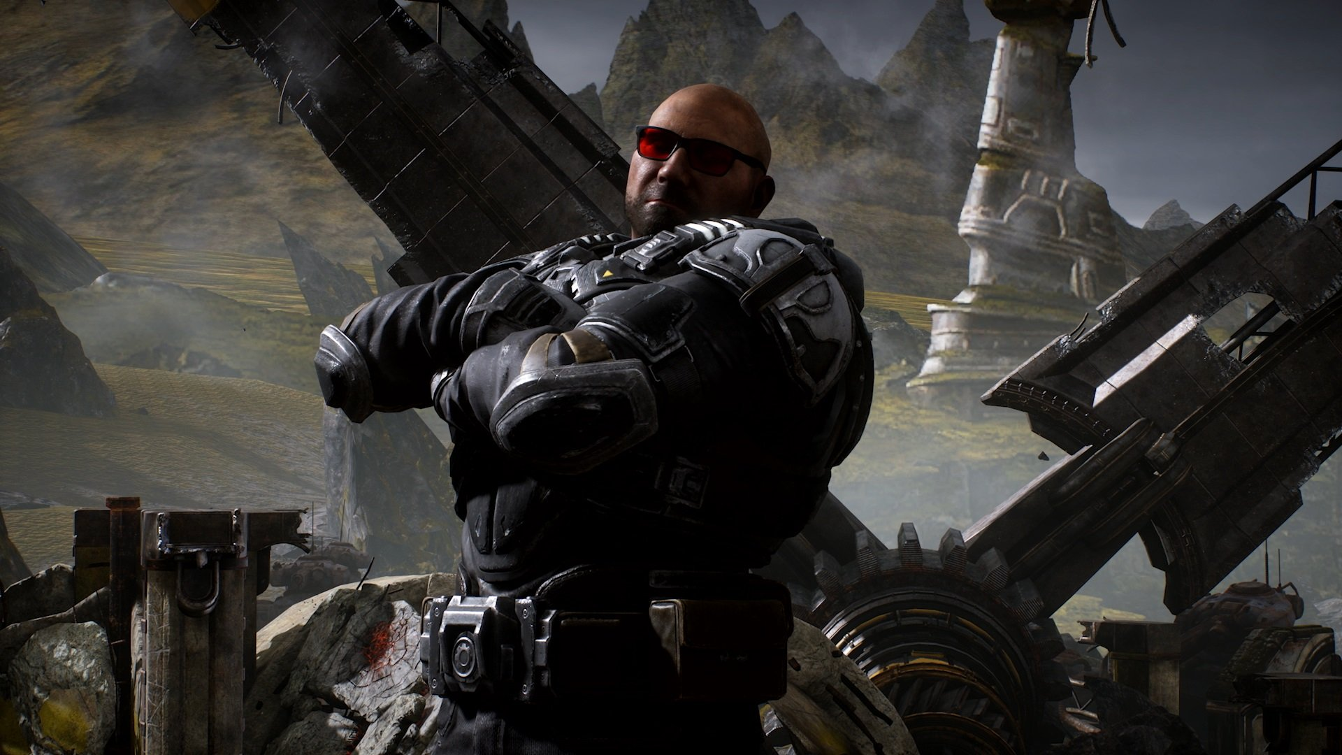 The Batista Bomb is the most incredible Gears 5 execution